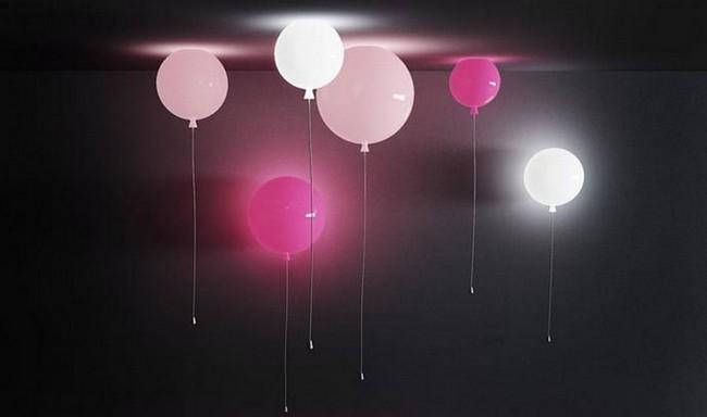 светильники необычные фото