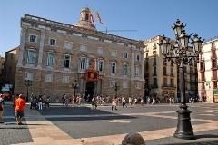 SantJaumeSquare_Barcelona_Spain_